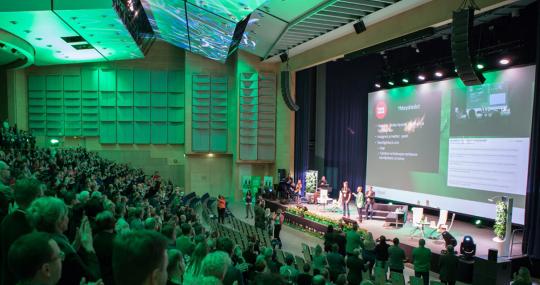 Kuopion Hyvinvointimessut 29-30.9.2018